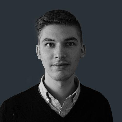 Rune Lasse Jørgensen, ejer og webdesigner, Det Bedre Selskab